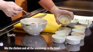 Japanese Deep Fried Chicken (karaage) Recipe