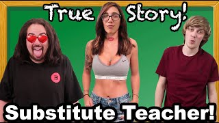SML Crew School Episode: SUBSTITUTE TEACHER!!