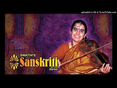 A Kanyakumari Violin - All India Radio Broadcast Recording