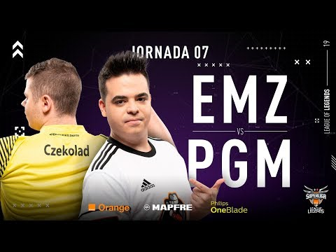 EMONKEYZ CLUB VS PENGUINS | Superliga Orange League of Legends | Jornada 07 | Temporada 2019 thumbnail
