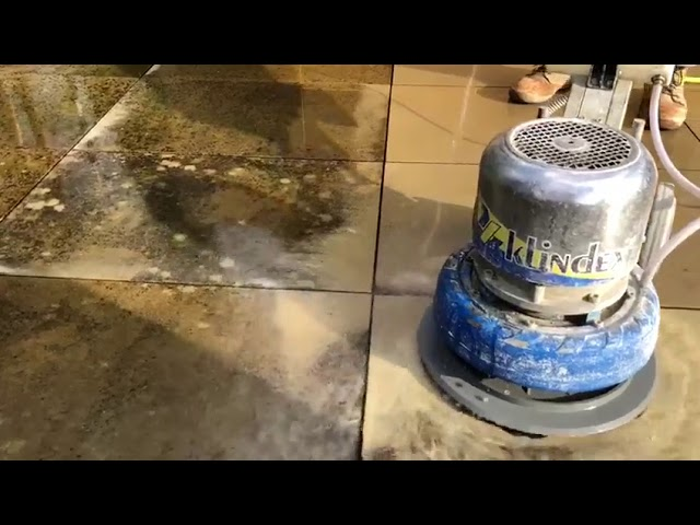 Sandstone diamond cleaning and treatment | Stone Rescue
