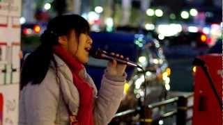 千晶「ヘッドライト・テールライト」カバー@名古屋 2012.03.18 thumbnail
