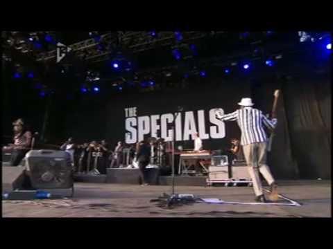 The Specials with Amy Winehouse