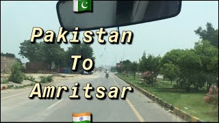 Lahore - Amritsar