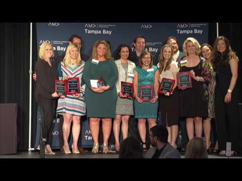 2016 AMA Marketer of the Year - Integrated Marketing Campaign Winner