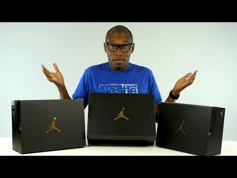 UNBOXING: Three of the BEST Air JORDAN Sneakers For...