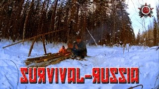 Survival Russia: Off The Wall Forest Trip