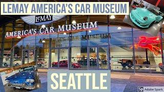 LeMay America's Car Museum, Tacoma, Washington