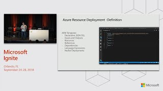 Make production deployments safe and repeatable using declarative infrastructure and - BRK2195