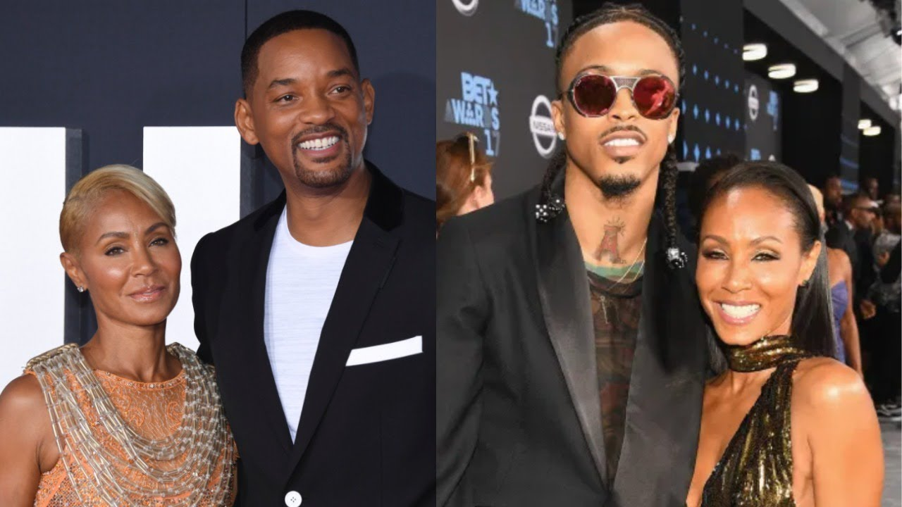 "Jada Pinkett Smith's Confusing ""Entanglement"" with August Alsina After Will Smith Split"