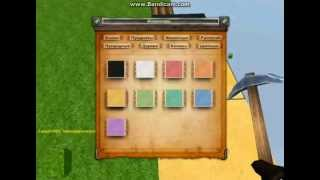 Как построить значок Google chrome в копатель онлайн(видео урок по Pixel_Art значок
