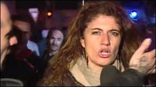 Aggredita giornalista TG3 ai funerali sospesi di Priebke