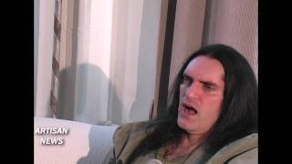 TYPE O NEGATIVE PETE STEELE TRIBUTE INTERVIEW, PART 2