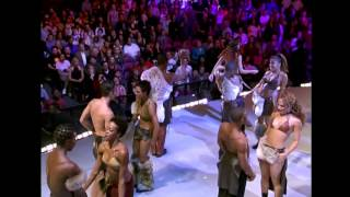 Usher, Mya, Whitney Houston - Wanna Be Startin Somethin - HD (Michael Jackson 30th Anniversary)