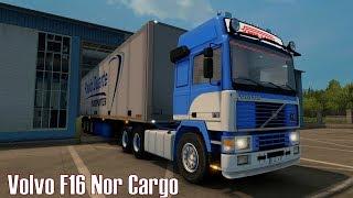ETS2 v1.27 I Mod ★ Volvo F16 Nor Cargo [Deutsch/HD]
