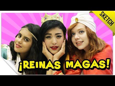 Las Reinas Magas  SKETCH  QueParió!