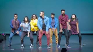 SAAAC's Colourful Moon -  Zilla Dance Crew