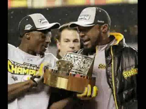 Pittsburgh Steelers Here We Go Theme Song (2008-2009 Season)