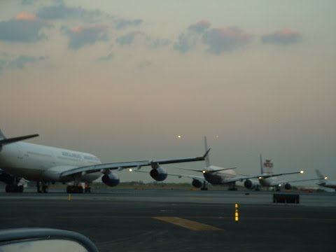 JFK - аэропорт Нью-Йорка