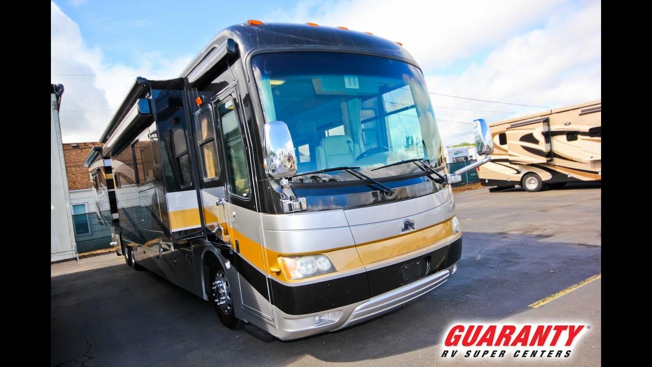 2008 beaver contessa 42 roam iv class a diesel motorhome video tour •  guaranty com