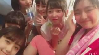 20170719 シブサンのダンスレッスン後のるんちゃん(豊田留妃)別動画 です。るんちゃんの誕生日(7/17)の動画です。