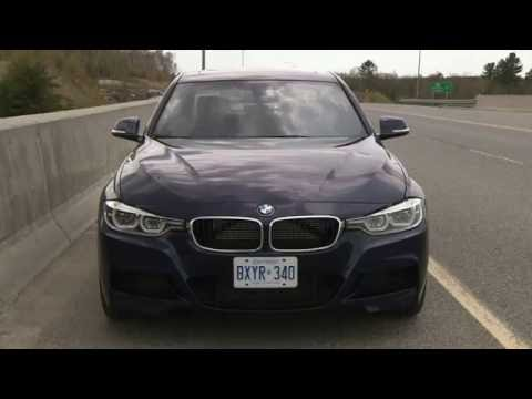 2016 BMW 340i xDrive Sedan Test Drive