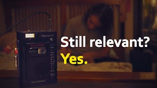why radio cassette tape recorders are still relevant in 2020