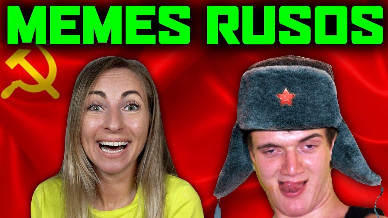 🇷🇺MEMES de la MADRE RUSIA | MEMES RUSOS | SLAV MEMES | PURO humor RUSO