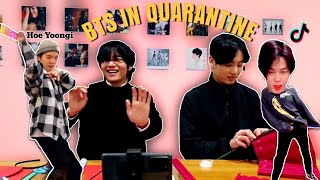 Download bts in quarantine Mp3 and Videos