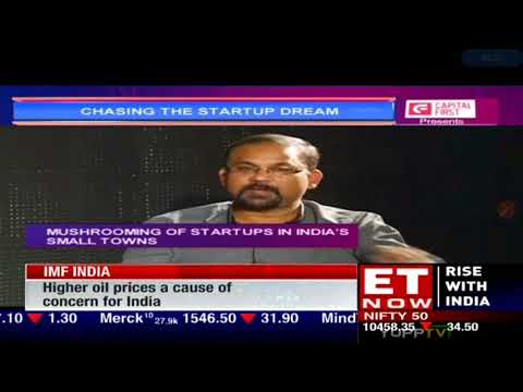 Full interview of Dr satyendra patnaik sir(Director, Amity innovation Incubator , Raipur)with ET NOW