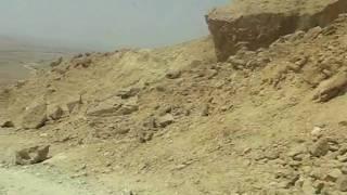 36 טיול שטח - סובב מצפה רמון - אוגוסט 2010