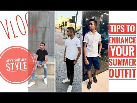 MENS SUMMER FASHION IN INDIA - DRESS WELL FOR SUMMER EPISODE 2 | ACCESORIES | A POSITIVE