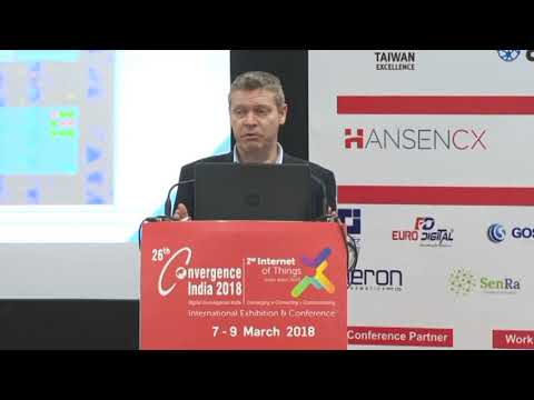 26th Convergence India 2018: Reducing complexity in broadcast operations