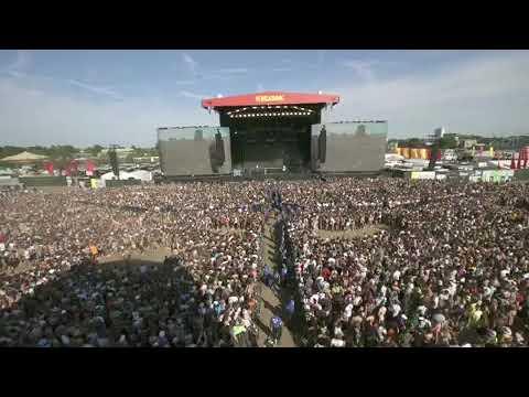 Billie Eilish's Gigantic Crowd At Reading Festival ( August 24)