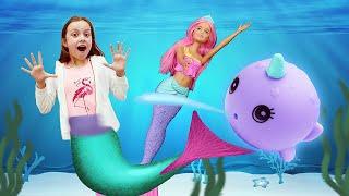 Download Классные куклы девочкам. Новые приключения Barbie Dreamtopia! Веселые видео истории. Mp3 and Videos
