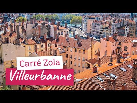 Résidence Étudiante Lyon Villeurbanne - Carré Zola
