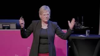 Kristin Halvorsen på GeoTek 2018