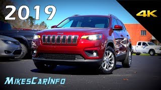 2019 Jeep Cherokee latitude Plus - Ultimate In-Depth Look in 4K