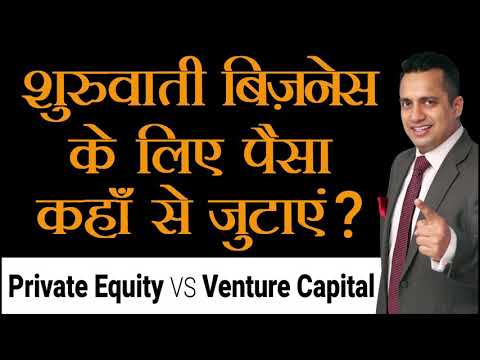 Funding for your startup | private equity | venture capital | Angel investar | Dr vivek bindra