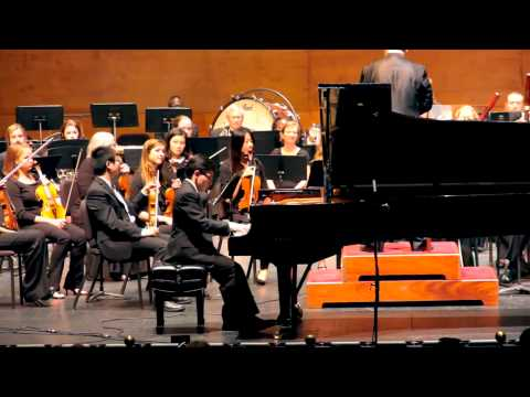 Piano Concerto No. 2 in A Major - F. Liszt - Diego Suárez