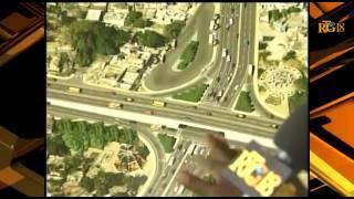 Construction Viaduc de Carrefour de l'Aéroport