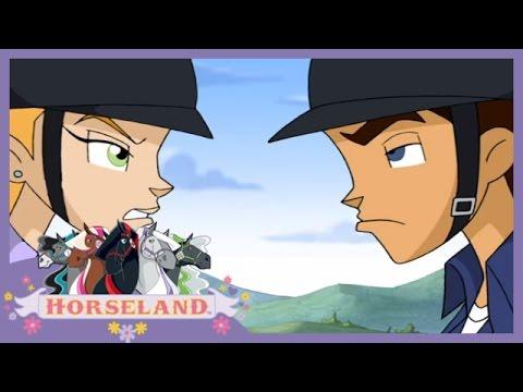 Horseland: Boss Bailey // Season 1, Episode 12 Horse Cartoon 🐴💜