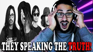 THIS SONG AMPLIFIES THE TRUTH! The Sigit - Black Amplifier reaction