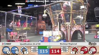 Qual 26 - 2017 Buckeye Regional