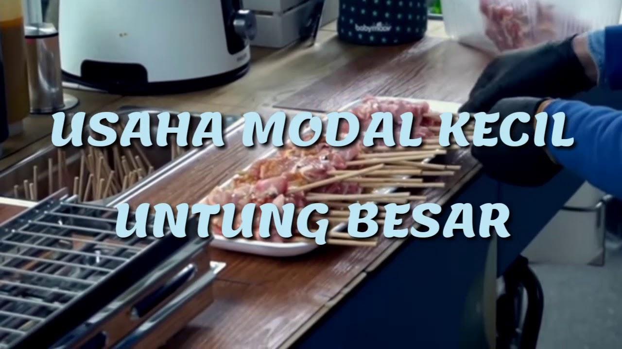 DUA JENIS USAHA MODAL KECIL UNTUNG BESAR - YouTube