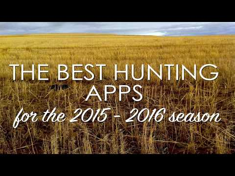 Best Hunting Apps [FREE] | The Sticks Outfitter | EP. 2
