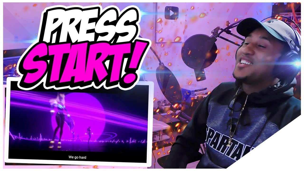 K/DA - POP/STARS | Madison Beer, (G)I-DLE, Jaira Burns | Music Video - League of Legends | Reaction