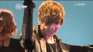 HD SS501 Park Jung Min ROMEO Tonight 39 s The Night