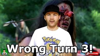 Wrong Turn 3 : Left For Dead Movie Review! Whatshallwedonext Edition!