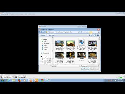 How to convert video file to audio file.